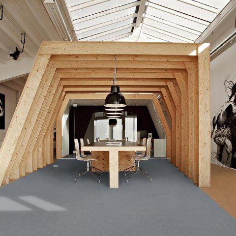 Linoleum vloeren Amsterdam West_sfeer